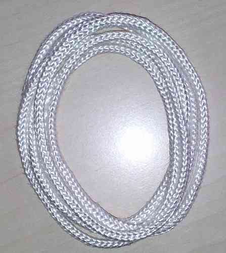 4 mm Silica Wick (braided)