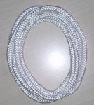 2.5 mm Silica Wick (braided)